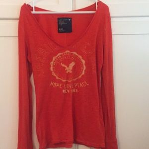 American Eagle Outfitters long sleeve tee